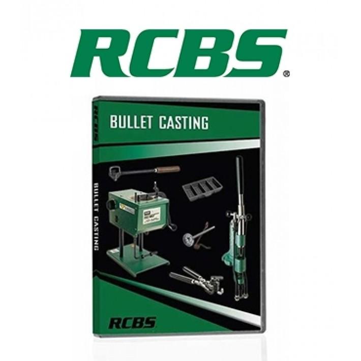 DVD fundición de plomo RCBS Bullet Casting