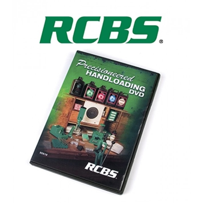 DVD de recarga RCBS Precisioneered Handloading