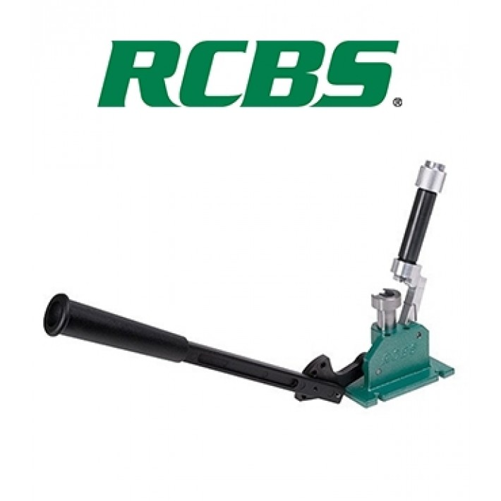 Empistonador de banco RCBS .50 BMG Bench Priming System