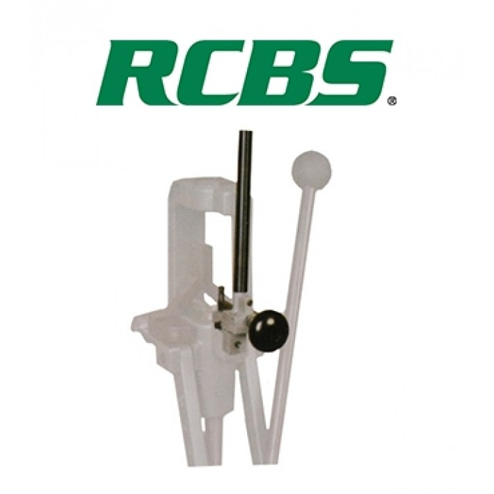 Empistonador RCBS Auto Priming Unit para prensa Rock Chucker Supreme