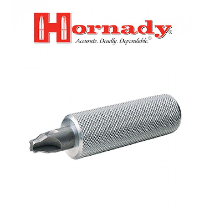Pack escareador de orificio de pistón Large Hornady Primer Pocket Reamer