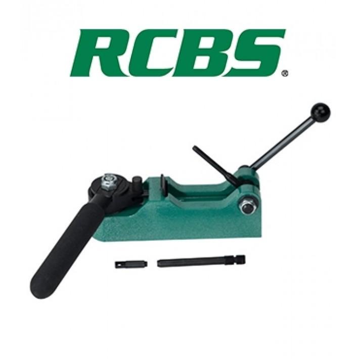 Estampador de alojamiento de pistón RCBS Primer Pocket Swager Bench Tool