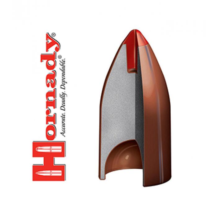 "Puntas de avancarga Hornady FPB calibre .50"" (.498) - 300 grains"