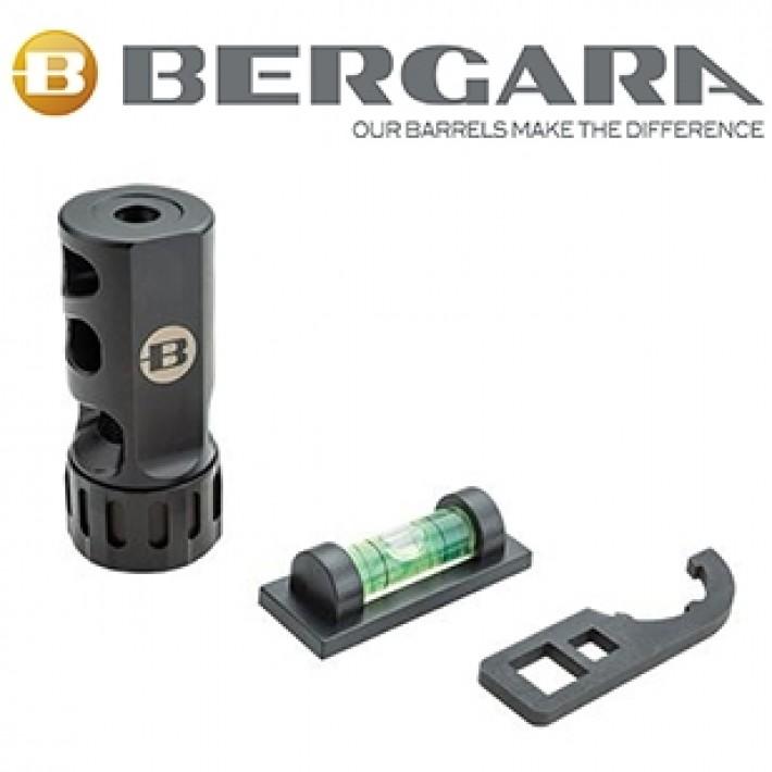 Freno de boca Bergara ST1 para calibre 6.5