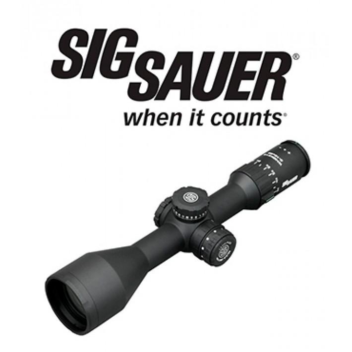 Visor Sig Sauer Electro Optics Whiskey 5 3-15x52