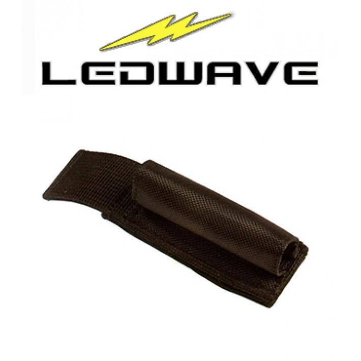 Funda Ledwave Nylon para linterna
