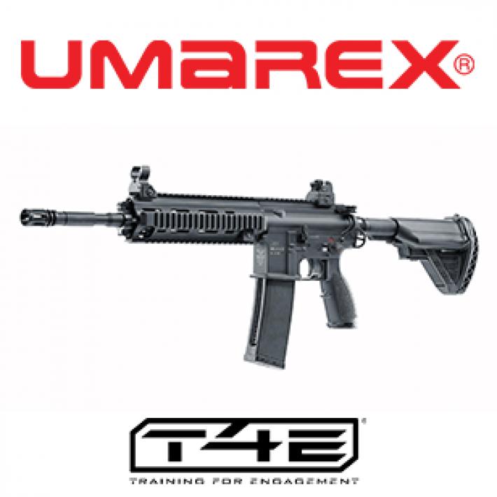 Fusil HK 416 T4E .43 Full Auto
