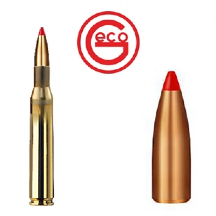 Cartuchos Geco Express .270 Winchester 130 grains Express