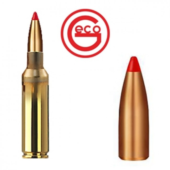 Cartuchos Geco Express .270 WSM (Winchester Short Magnum) 130 grains Express