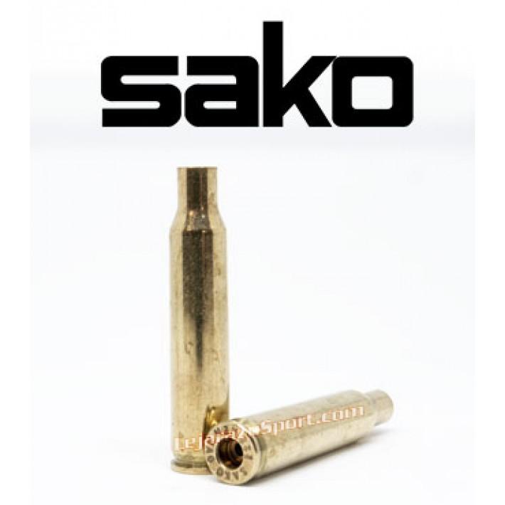 Vainas Sako .222 Remington Magnum 100 unidades