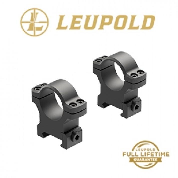 """Anillas Leupold Backcountry de aluminio y 1"""" mate - Altas"""