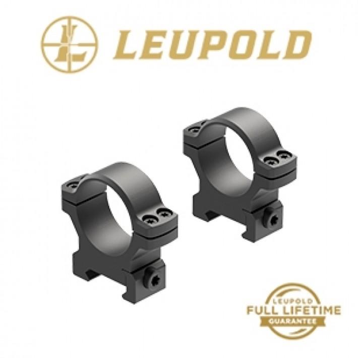 Anillas Leupold Backcountry de aluminio de 30mm mate - Medias