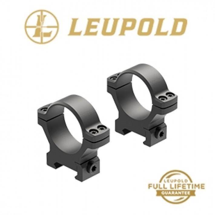 Anillas Leupold Backcountry de aluminio de 34mm mate - Altas