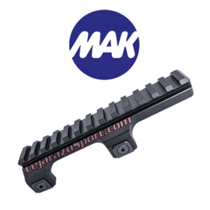 Base picatinny Mak Makompetition para CETME C