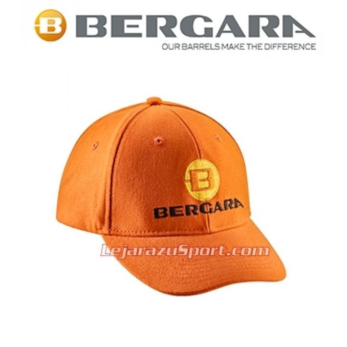 Gorra Bergara naranja