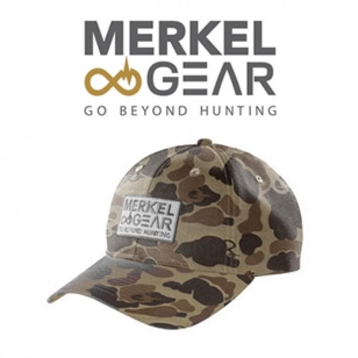 Gorra Merkel Camo Mesh