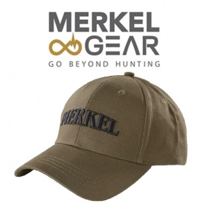 Gorra Merkel Solid Olive