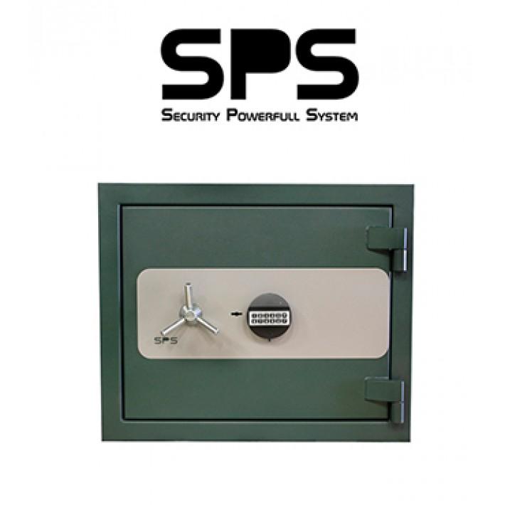 Caja Fuerte SPS Estándar de Grado IV con 1 Estante y volumen de 21 litros