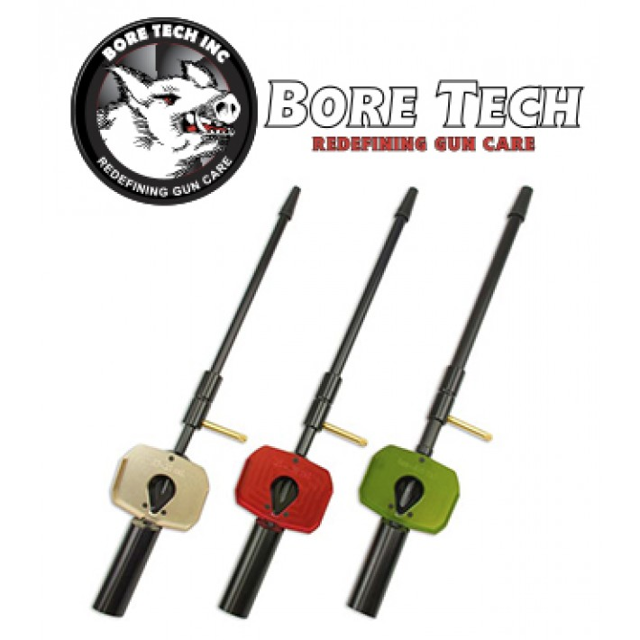 Guía para parches BoreTech Adjustable Patch Guide