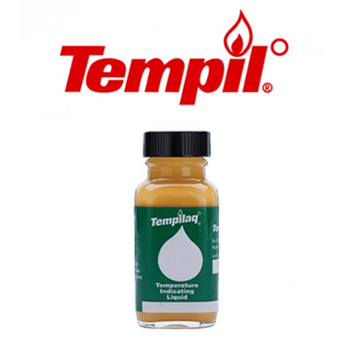 Indicador térmico Tempil Tempilaq de 399 ºC / 750 ºF