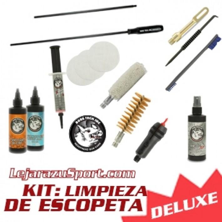 Kit de limpieza de escopeta deluxe Boretech
