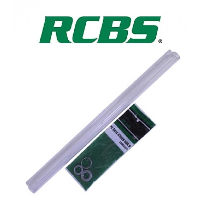 Kit de tubos alimentadores de vainas RCBS Pro Chucker Case Feeder Tube
