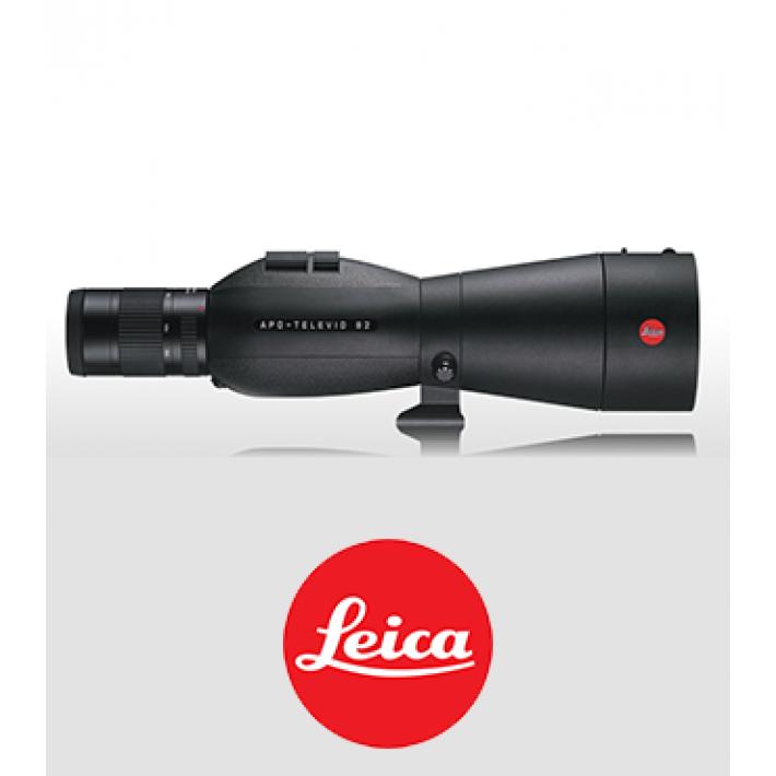 Telescopio Leica APO Televid 82 de visión recta 25-50x82
