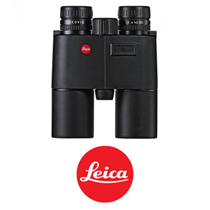 Prismáticos con telémetro Leica Geovid 8x42 HD