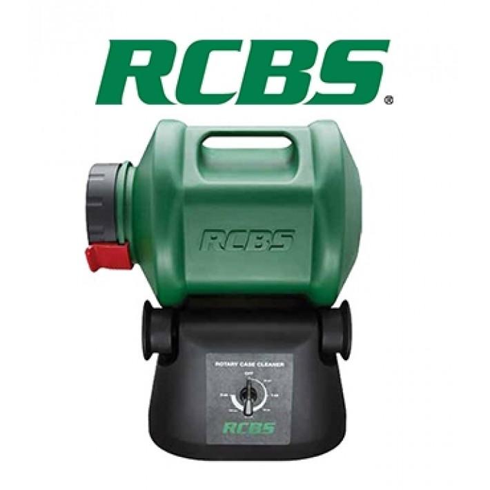 Limpiador Giratorio de Vainas RCBS Tumbler
