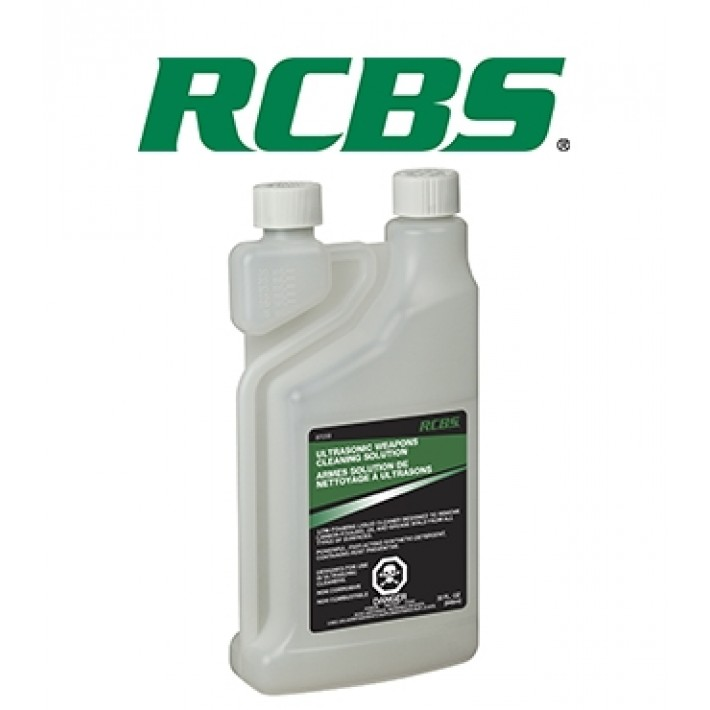 Limpiador RCBS Ultrasonic Weapons Cleaning Solution - 946 ml