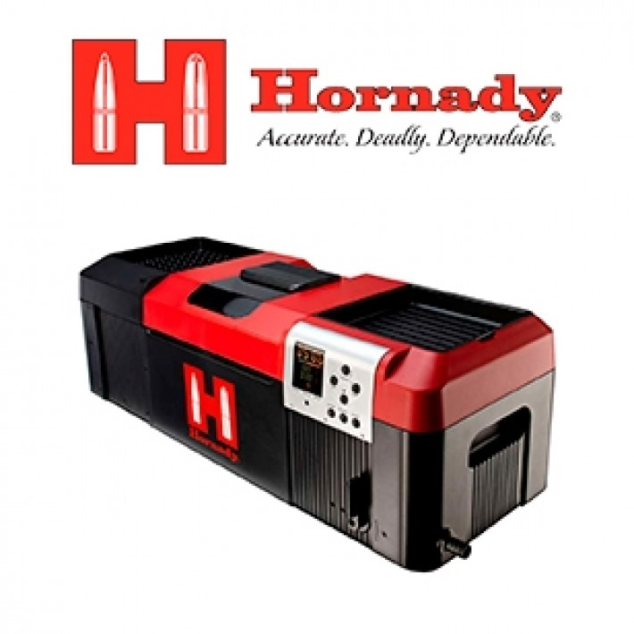 Limpiador Ultrasonidos Hornady Hot Tub Sonic Cleaner