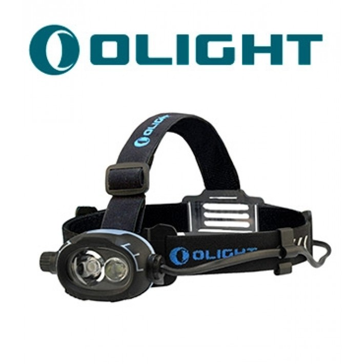 Linterna frontal Olight H27 W