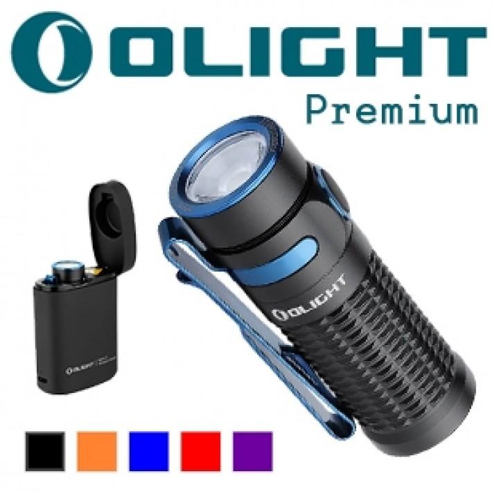 Linterna Olight Baton 3 Edición Premium