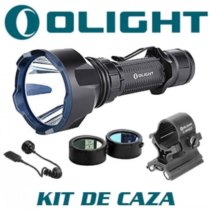 Linterna Olight M2T Warrior