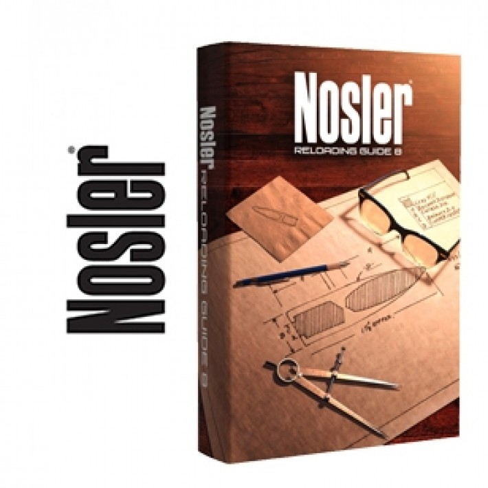 Manual de recarga Nosler Reloading Manual #8