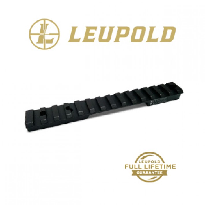 Base Leupold Mark 4 para Remington 700 LA de 15 MOA