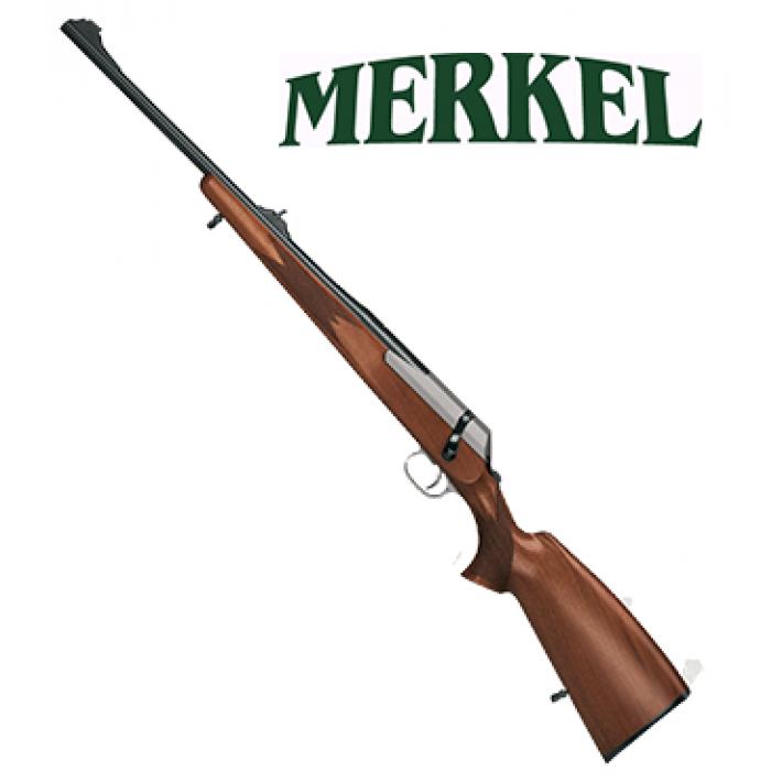Rifle de cerrojo Merkel KR1 Standard calibre 9.3x62 Mauser