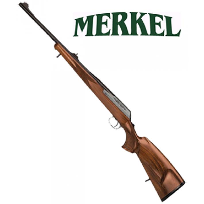 Rifle de cerrojo Merkel KR1 Premium calibre .30-06 Springfield