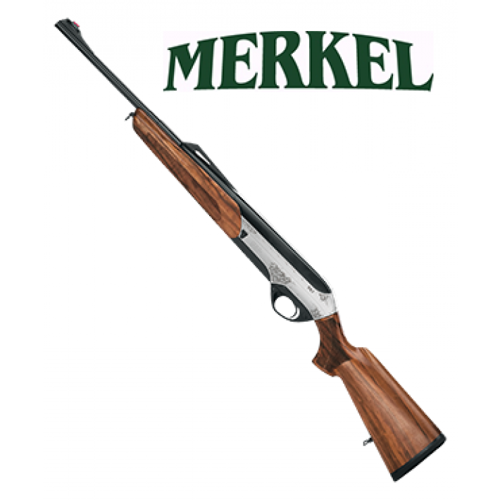 Rifle Semiautomático Merkel SR1 Jagd calibre 8x57 IS
