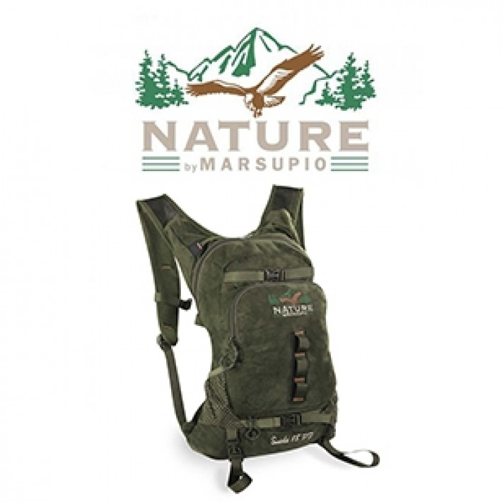Mochila Nature by Marsupio Suede 18 PF