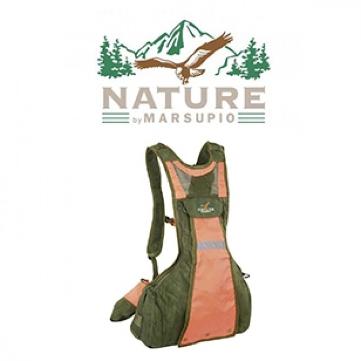 Mochila Nature by Marsupio Suede Land