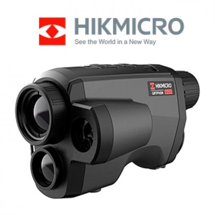 Monocular térmico con telémetro Hikmicro Gryphon GH25L