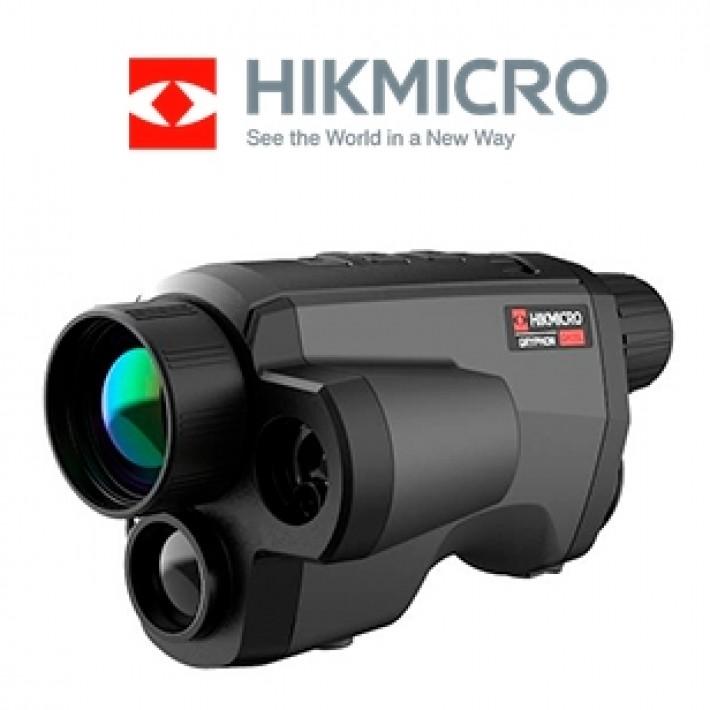 Monocular térmico con telémetro Hikmicro Gryphon GH35L