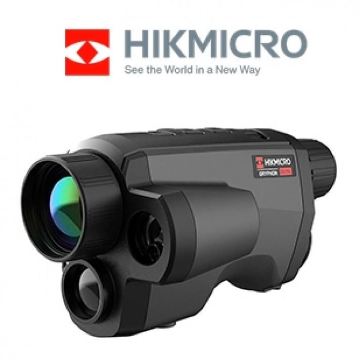 Monocular térmico con telémetro Hikmicro Gryphon GQ35L