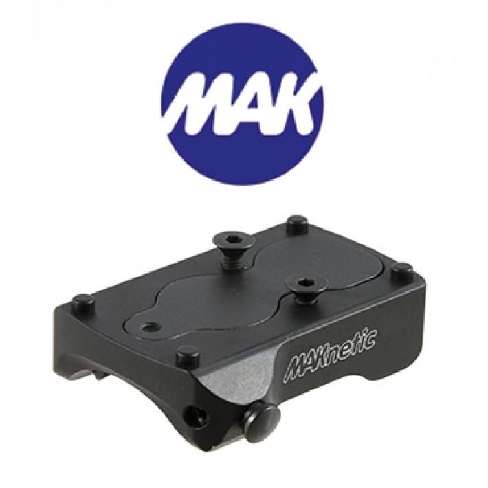 Montura Mak Maknetic para Docter sobre banda de 8mm