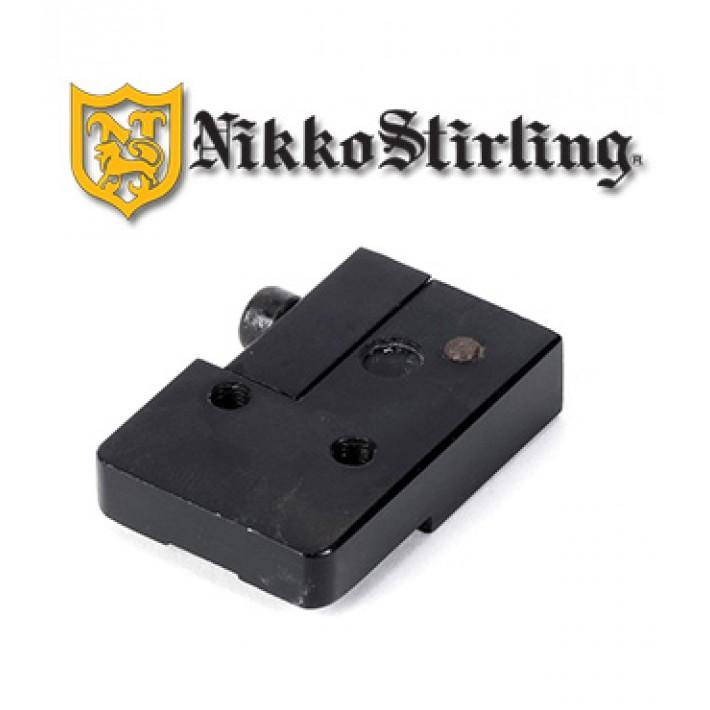 Montura Nikko Stirling para Prot 4 / XT 4 para carril de 11mm