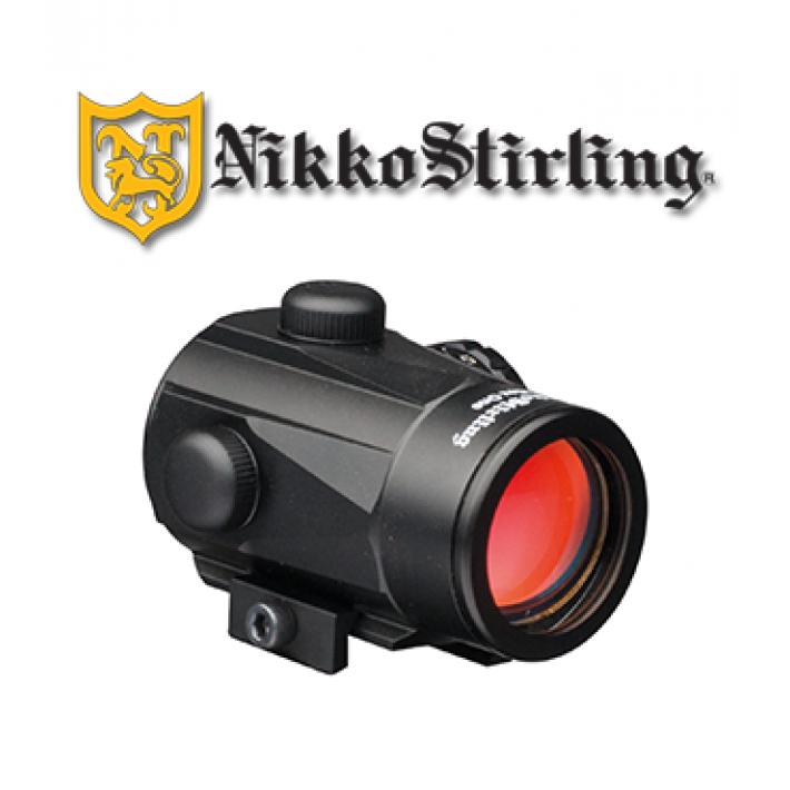 Visor punto rojo Nikko Stirling MRSL con retícula 3,5 MOA Red Dot