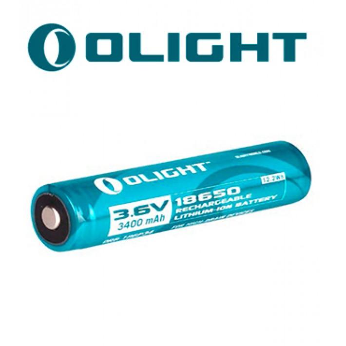 Batería recargable Olight 18650 3.400 mHa 3.6V