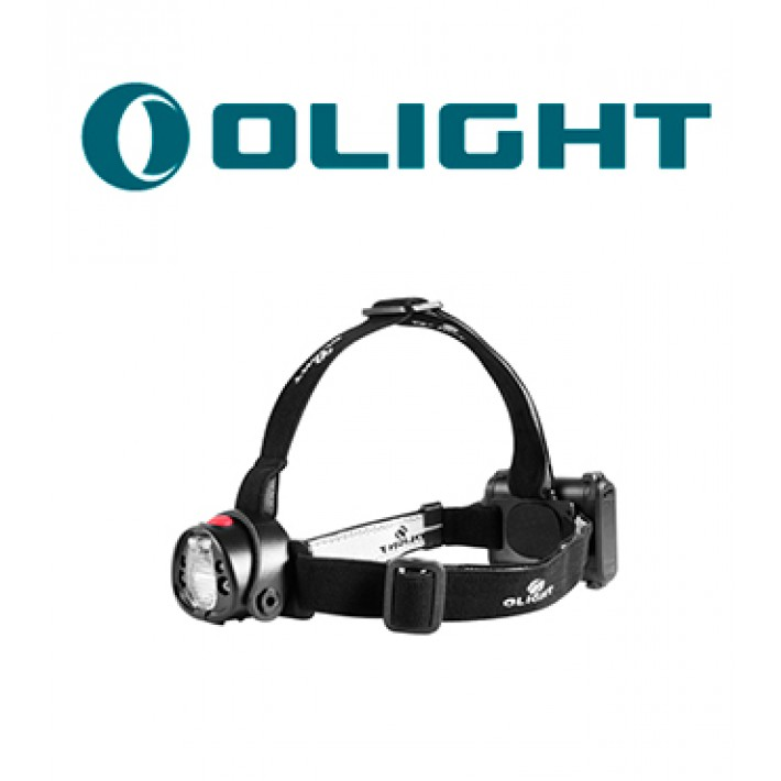 Linterna frontal recargable Olight H15 S wave con salida variable