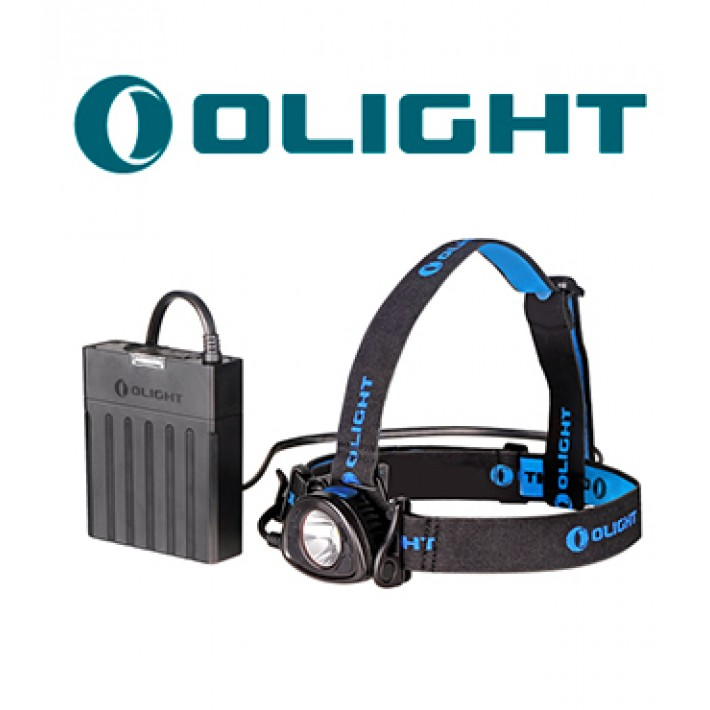 Linterna frontal Olight H25 wave